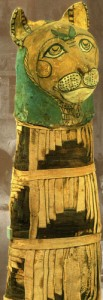 Cat mummy 332BC