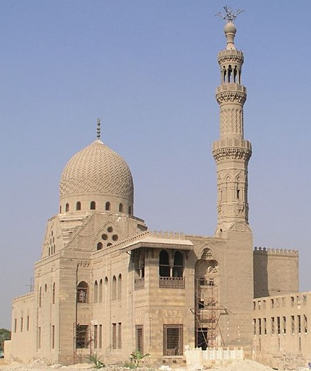 Sultan Baybars Mosque Cairo, Egypt, history of the cat in Islam