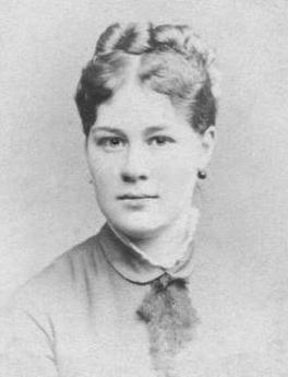 Cecilia Beaux Photograph c 1888