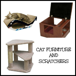 cat beds, cat products, cat furniture, Cat Product Guide and Reviews at The Great Cat