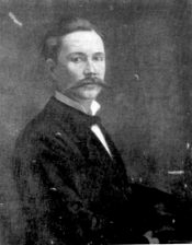 John Henry Doph Self-portrait 1860