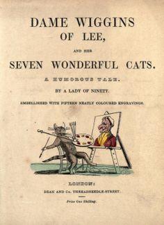 Dame Wiggins of Lee cat ladies