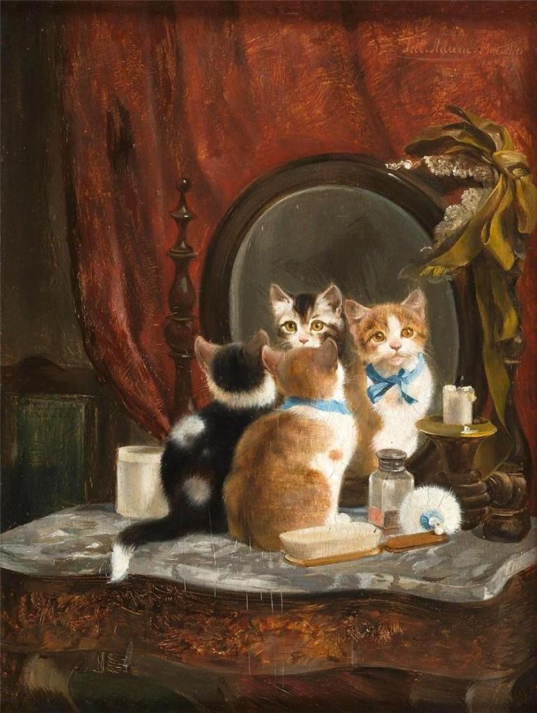 Mirror, Mirror, Frank Paton