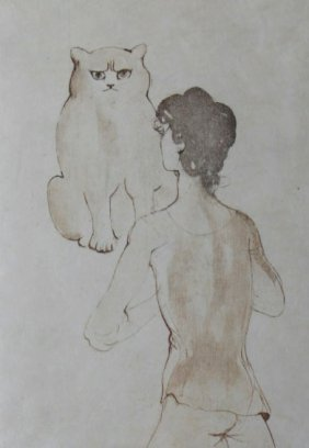 Dominant Cat Leonor Fini
