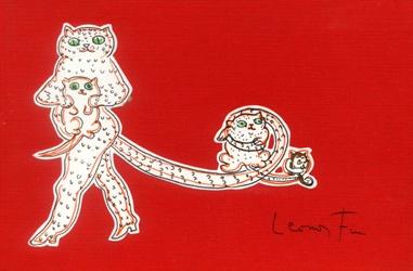 Leonor-Fini-Carnet-Chats