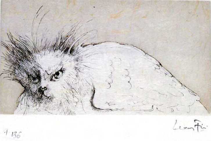 Cat Leonor Fini
