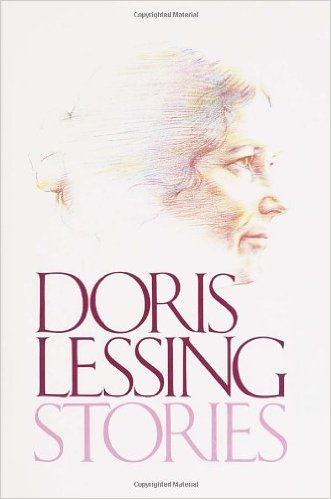 Doris Lessing Stories book cover An Old Woman and her Cat