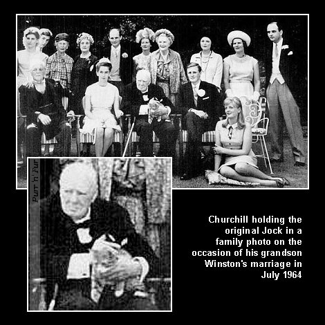 Sir Winston Churchill's cats, Jock the cat