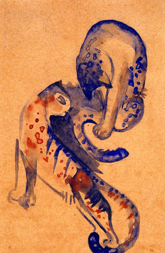 Two Wild Cats 1913