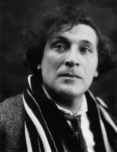 Chagall, c.1920 (by Pierre Choumoff)