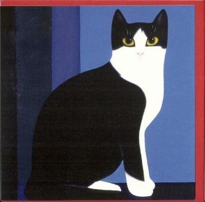Martin Leman Tuxedo Cat