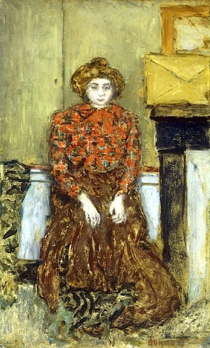 Pierre Bonnard (Francia, 1867-1947). Marthe