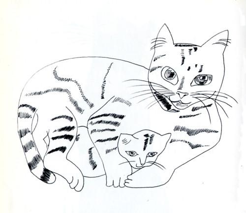 Andy Warhol, Cat Mama