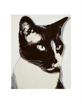 Andy Warhol, Cat 1976