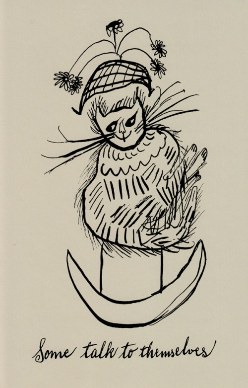 Andy Warhol Holy Cats by Julia Warhola, 10