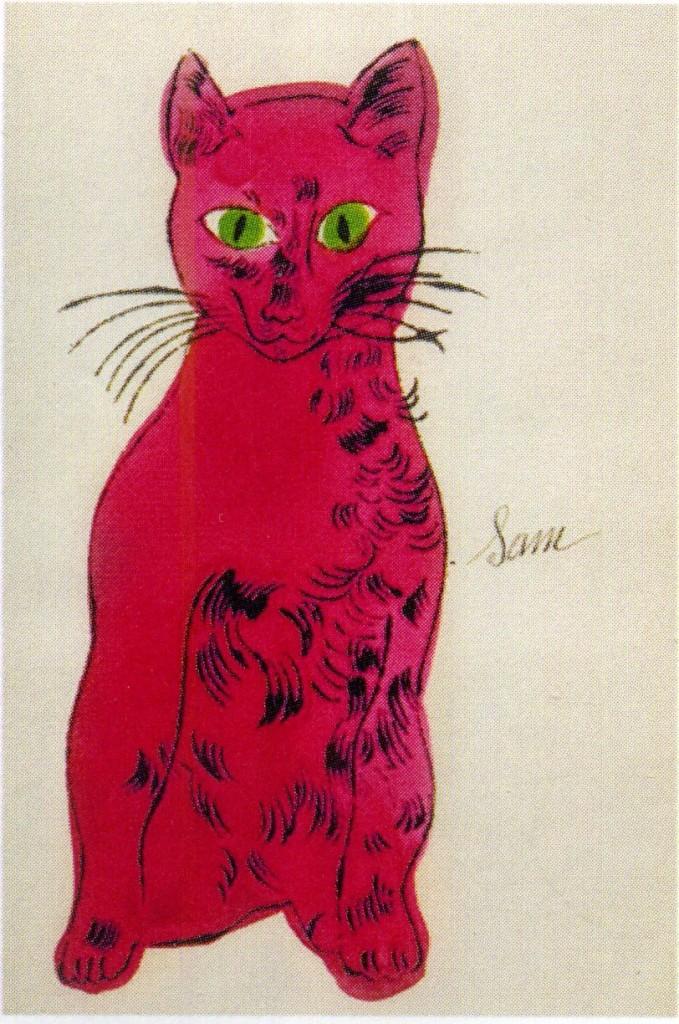 Andy Warhol, Red Sam
