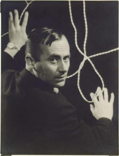 Man Ray's Joan Miro, 1930