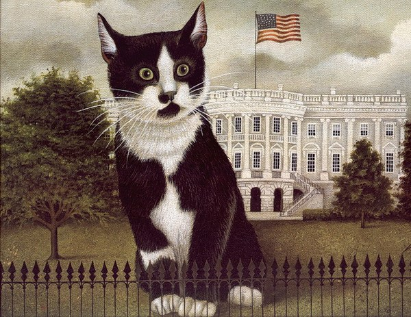 White House Cat, Lowell Herrero