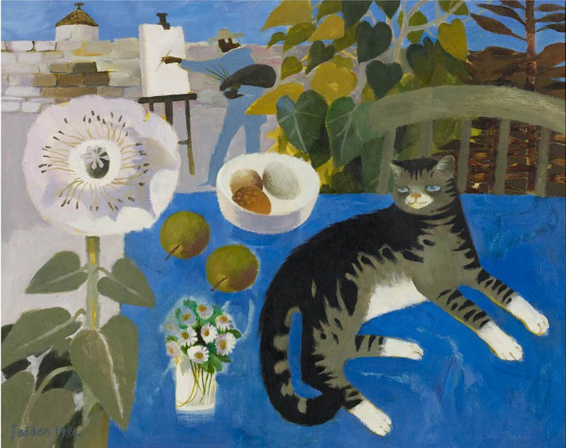 Michael2, Mary Fedden