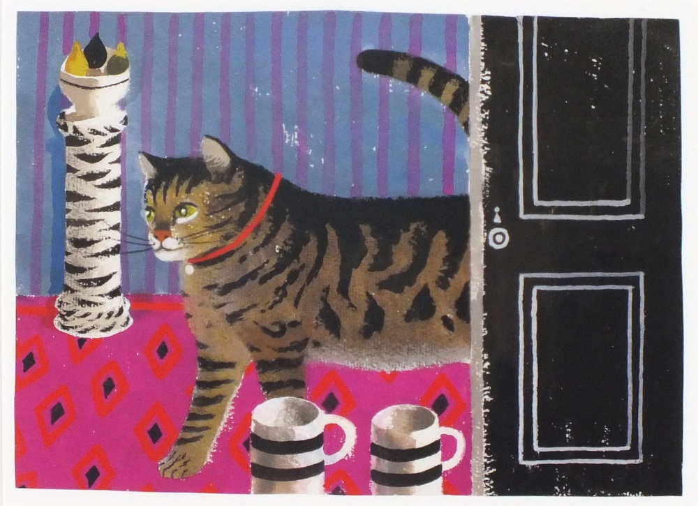 Motely Cat2, Mary Fedden