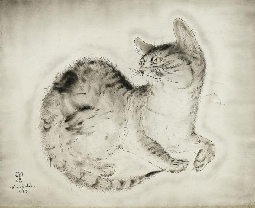 foujita_cat_1942