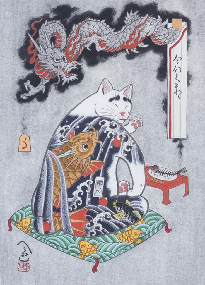 Kazuaki Horitomo Kitamura, Monmon Cats 22