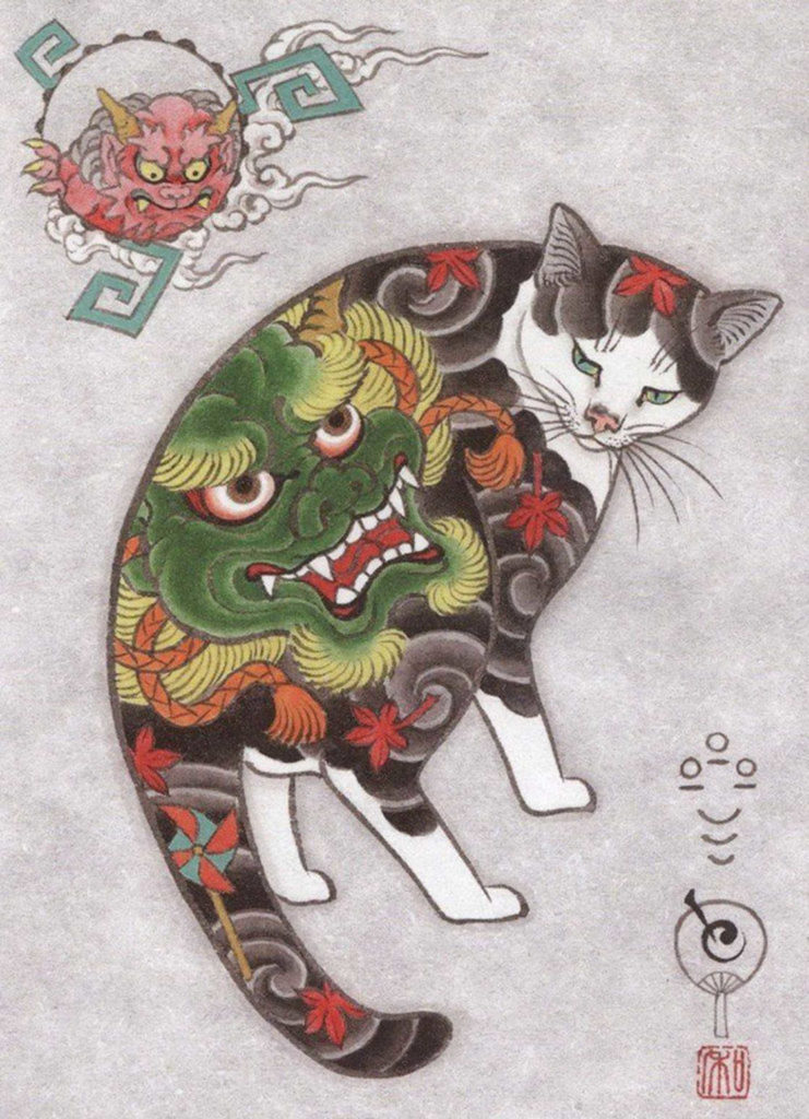 Kazuaki Horitomo Kitamura, Monmon Cats 27
