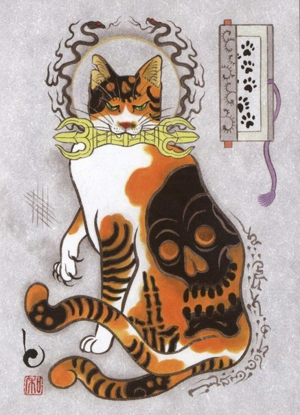 Kazuaki Horitomo Kitamura, Monmon Cats 31