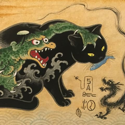Kazuaki Horitomo Kitamura, Monmon Cats 42