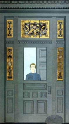 The Doorway, Will Barnet