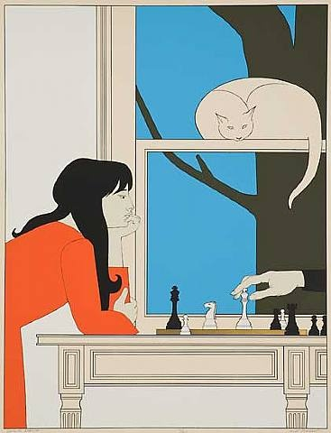 Will Barnet, Chess