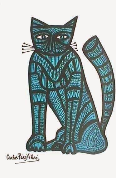 Blue Cat Design, Carlos Paez Vilaro