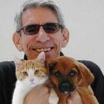 Richard Belzer, famous cat lovers