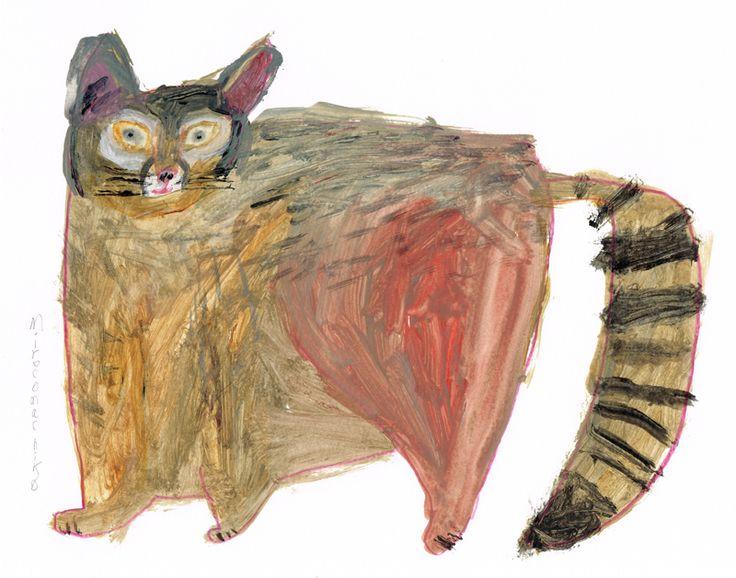 Miroco Machiko, Cat