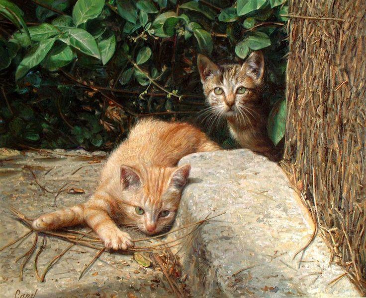 Antonio Guzman Capel-2, cat art