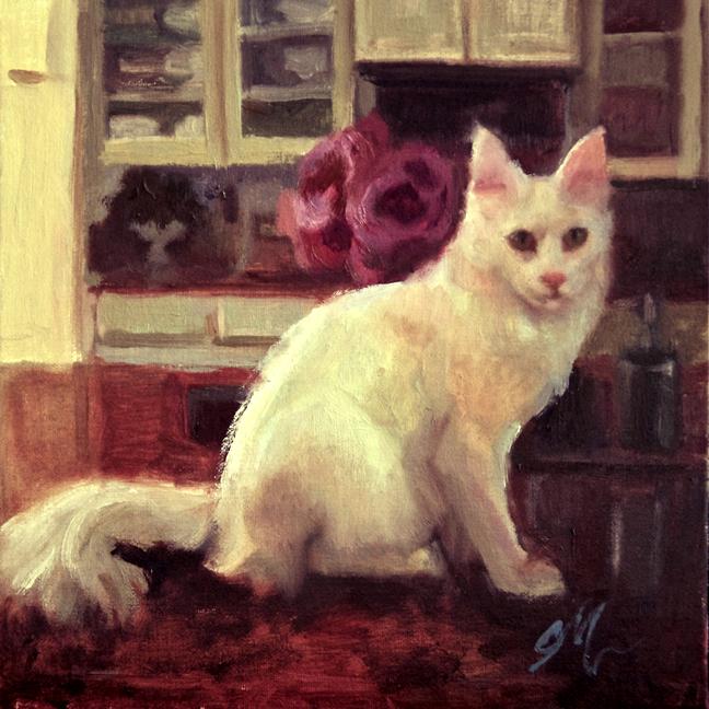 C.M. Cooper , White Cat