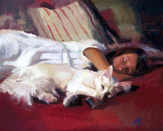 Catnap, C.M. Cooper