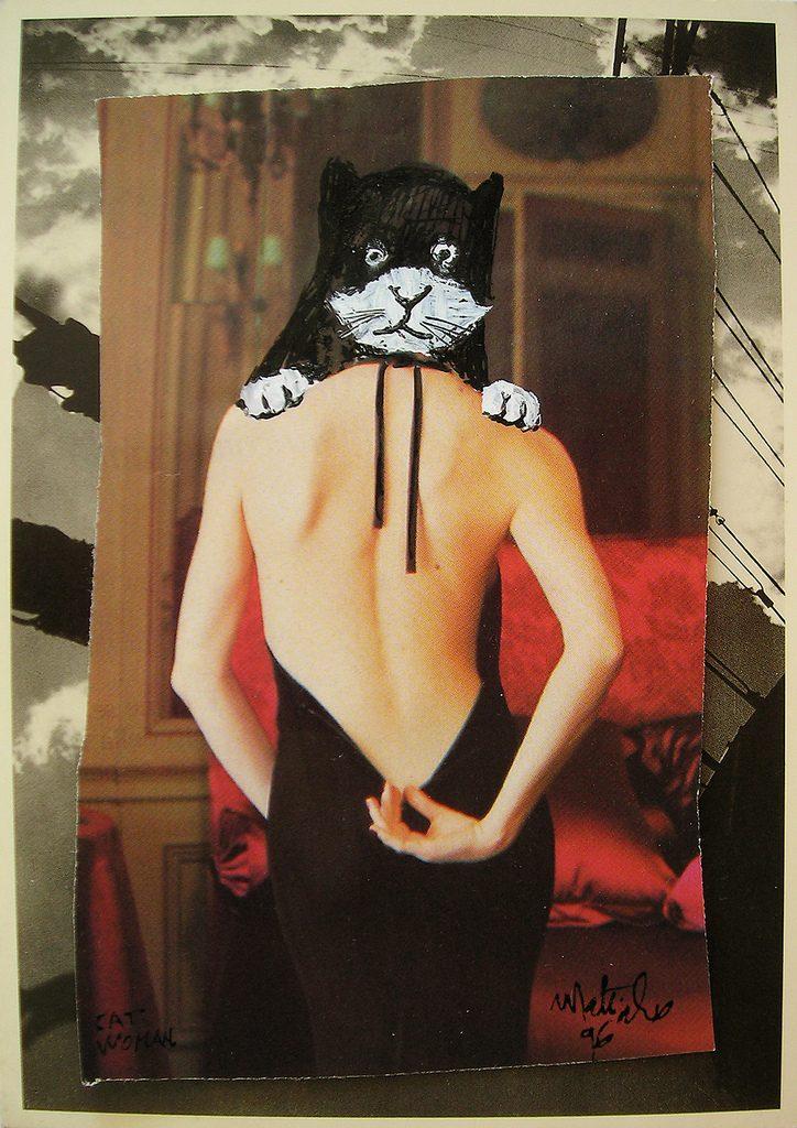 12-Cat Woman, Franco Matticchio