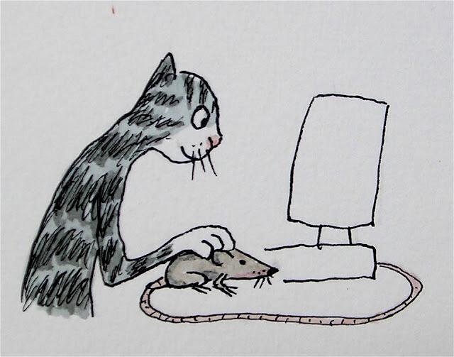 18- Franco Matticchio, Cat Cartoons