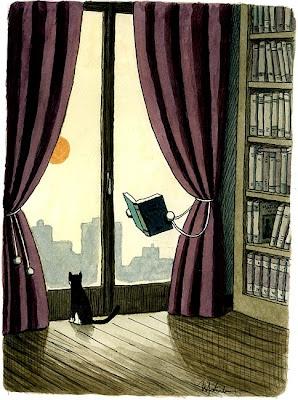3-Franco Matticchio-Cat Cartoon