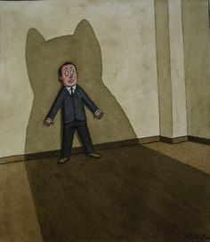 4-Franco Matticchio-Cat Cartoon