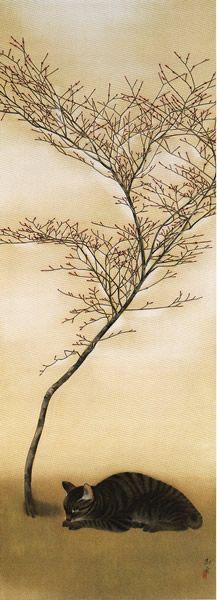 Hayami Gyoshuu, 速水御舟 (1894 - 1935)