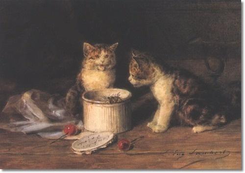 The Intruders, Louis Eugene Lambert