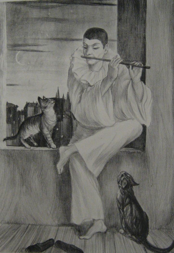 Night Music, 1940, Agnes Tait