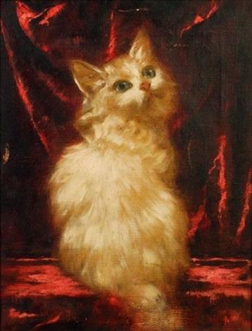 White Kitten, Carl Kahler
