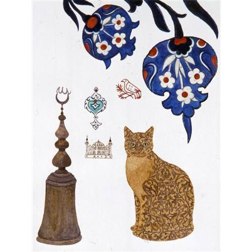 Feridun Oral, Cat and Turkish Design
