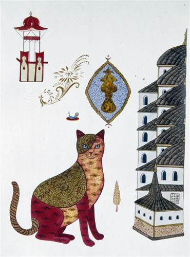 Feridun Oral, Turkish Cat