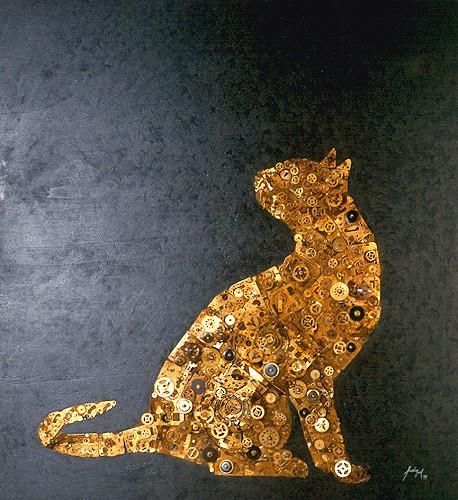 Feridun Oral, Gold Cat