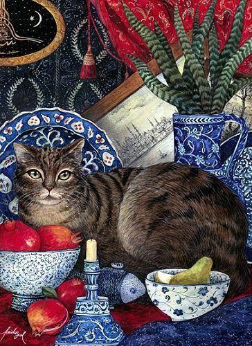 Feridun Oral, Cat
