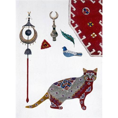 Feridun Oral, Islamic cat